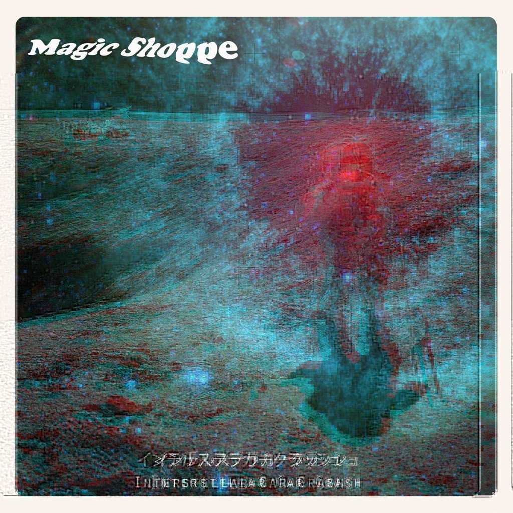 Magic Shoppe - ICC cover